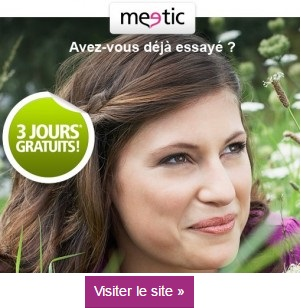 Meetic deja inscrit